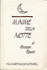 Giuseppe Rosato = MINIME DELLA NOTTE