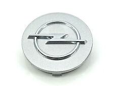Genuine New 60mm OPEL WHEEL CENTRE CAP Vauxhall Corsa Astra Tigra Meriva 4 Stud
