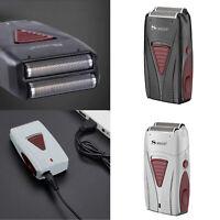 SURKER Afeitadora Eléctrico Hombres Cordless Dual Foil USB Recargable Razor Set