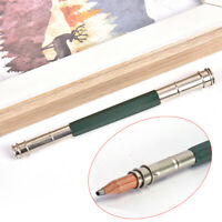 1 Pc Adjustable Pencil Extender Holder School Office Sketch Art Writing To j Fh