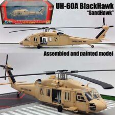 Sikorsky UH-60 BlackHawk helicopter sandhawk 1/72 aircraft finished Easy model