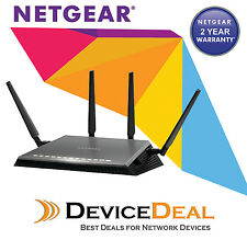 NETGEAR Nighthawk X4S D7800 Dual-Band AC2600 WiFi VDSL/ADSL Modem Router NBN Rdy