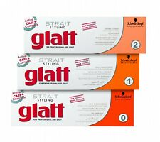 Hair Straighener Glatt Schwarzkopf Straighten Hair Smooth RELAXER All Types