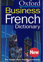 The Oxford Business French Dictionary (Inglese) - OUP Oxford - Libro Nuovo!
