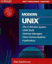Modern Unix (Wiley Professional Computing) by Southerton, Alan