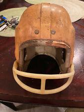 Vintage MacGregor E70A Football Helmet