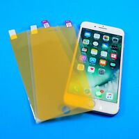 Hi Quality Full Cover TPU Plastic Screen Protector LOT For Apple Iphone 7 Plus