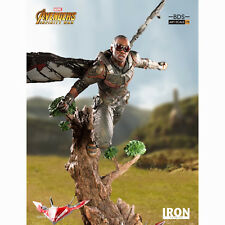 Iron Studios Falcon Marvel Avengers Infinity War BDS Art Scale 1/10 Male Statue