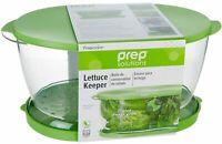 Progressive Prep Solutions Lettuce Keeper One Size Green