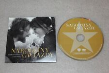Narodziny gwiazdy DVD A STAR IS BORN DVD LADY GAGA  POLISH RELEASE