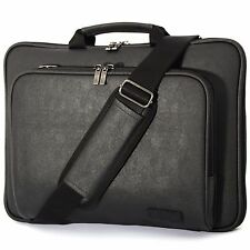 "Dell Latitude 14"" 14.1"" Laptop Case Sleeve Memory Foam Shoulder Bag"