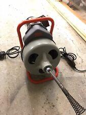 Ridgid K 375 115v Drum Machine Drain Cleaner