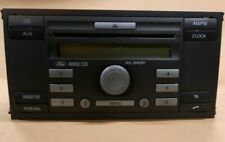 Ford Focus MK2 6000CD Radio CD Player With Code CMAX, Fiesta, Transit Connect