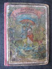 Lieblings Leinwand-Bilderbuch-Was meinem Liebling gefällt-um 1870