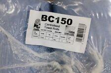 150m Blue centrefeed towel wiper rolls CHSA 12 rolls