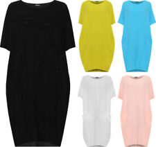 Short Sleeve Plus Size Dresses for Women with Pockets