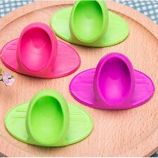 2 Pcs Gant Manique Cuisine Outil Chaud Résistant Gadget Pr Micro Ondes Silicone