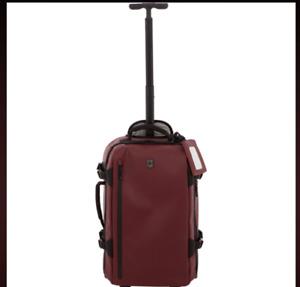 .Victorinox Vx Touring 606603 Global Carry On 2-Wheel Duffel BNWT RRP £325..