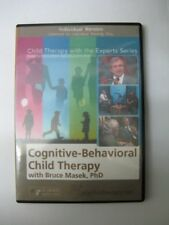 COGNITIVE BEHAVIORAL CHILD THERAPY~PSYCHOTHERAPY~DVD~THERAPIST TRAINING~DVD~CBT