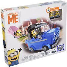 Mega Bloks Despicable Me Motor Mischief Building Kit …