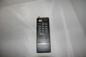 Vintage UNIDEN Bearcat Scanner BC55XLT 10 Channel Tested Working