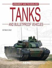 Tanks and Bulletproof Vehicles-ExLibrary