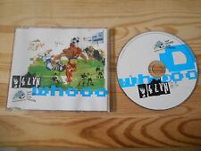 CD Metal 4lyn - Whoo (4 Song) Promo MOTOR Sega Soccer Slam Version