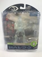 HALO 3 Series 3 Spartan Soldier ODST Action Figure Clear Variant McFarlane Toys