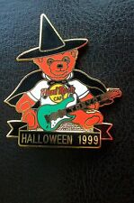 HRC Hard Rock Cafe Tokyo Halloween 1999 Herrington Bear LE500