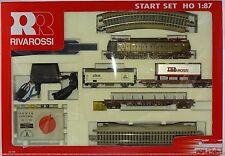 RIVAROSSI r0102 Starter Set e428.143 Lück NUOVO OVP RARE FS