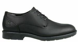 Mens Timberland Waterproof Black Leather Casual Smart Formal Shoes Size UK