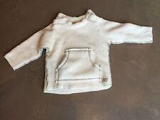 Sweat Blanc Ikks Junior 1an/74cm