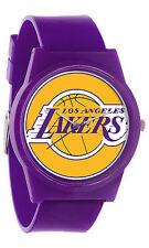 Flud Pantone NBA Los Angeles Lakers Purple Watch Basketball LA Official License