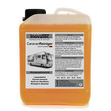 2,5 l Caravanreiniger Konzentrat Wohnwagen Wohnmobil Caravan Reiniger Shampoo