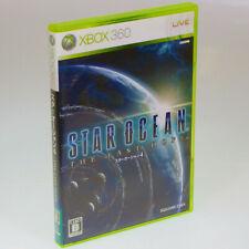 Star Ocean The Last Hope XBOX 360 Japan Import NTSC-J Complete Japanese Version