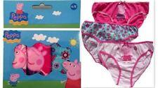 Sous-vêtements pour fille de 2 à 16 ans en 100% coton 4 - 5 ans
