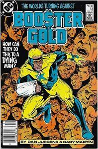Booster Gold #13 - VF/NM - The Tomorrow Run