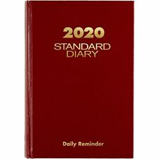 "2020 AT-A-GLANCE 5 3/4"" x 8 1/4"" Standard Daily Diary 24345880"