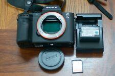 Sony Alpha a7 II Full Frame Mirrorless Digital Camera Body Only - ILCE-7M2/B