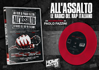 All'Assalto - Le radici del Rap Italiano - Limited 200 copie + Vinile 7""