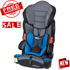 CAR SEAT BOOSTER CONVERTIBLE Baby Toddler Safety Travel Child High Back Harness