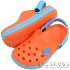 Childrens / Kids / Infant Holiday / Summer / Garden / Pool Clogs / Mules / Shoes
