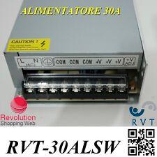 Alimentatore Stabilizzato 30A Ampere  IN 220V Out 12V RegolabilIi PROFESSIONALE