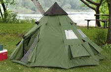 Yurt Tent Teepee For Camping Four Season 6 person Large Military Survival 10x10