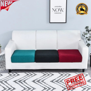 Stretch Cushion Sofa Covers Velvet Elastic individual Cases Protector Seat Cover