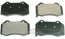 Disc Brake Pad Set-Rear Disc Front Autopartsource MF1379