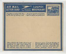 South Africa: Postal stationery, Pioneer of the Aerograms good conditions . SH22