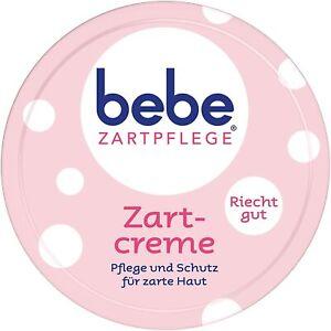 Bebe Zart Creme Soft Cream for Delicate Young Skin Moisturising Children 150 ml
