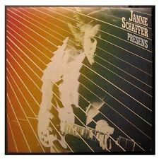 "JANNE SCHAFFER ""PRESENS"" - LP"
