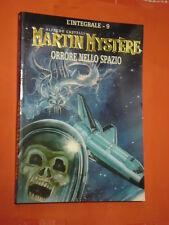 MARTIN MYSTERE- ALFREDO CASTELLI- INTEGRALE -N°9- spazio  - CARTONATO- HAZARD